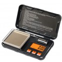 Digital Pocket Scale, 200g x 0.01g Sensitivity, with 50g Calibration Weight