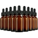 50mL Amber Dropper Bottle, 88 piece set