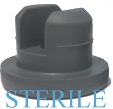 Tested and Validated - 20mm sterile lyophilization stoppers